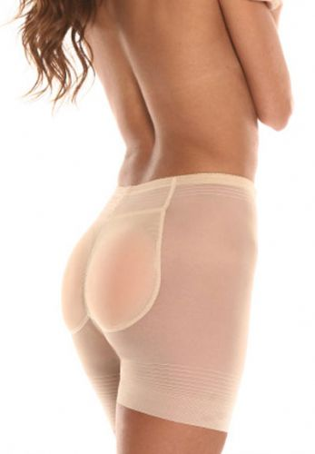 Mid-Thigh Panty with Silicone Bum Pads